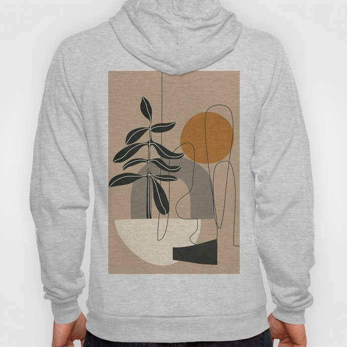 Abstract Shapes 04 Hoody