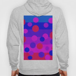 Sweet Berry Pie with Floating Circles Hoody