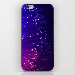 Just Blue iPhone Skin