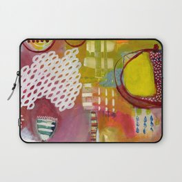 Jellyfish Garden Laptop Sleeve