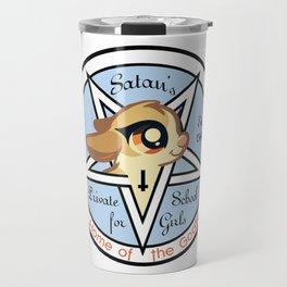 satans school Travel Mug