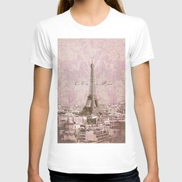 romantic Paris T-shirt
