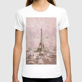 romantic Paris T-shirt