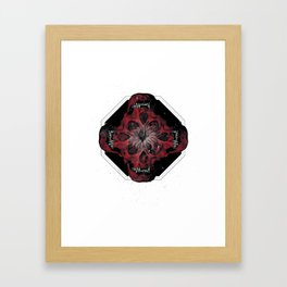 4skulls Framed Art Print