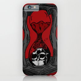 Life And Death iPhone Case