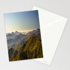 As far as the eye can see...  Stationery Cards