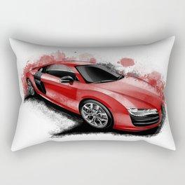 R8 V10 Rectangular Pillow
