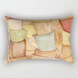 2 espressos Rectangular Pillow