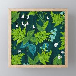 Magic Forest Framed Mini Art Print