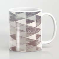 into the wild Mugs featuring WILD by Truth & Beauty Design