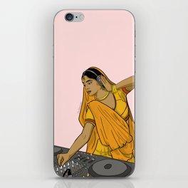 Dj Rani iPhone Skin