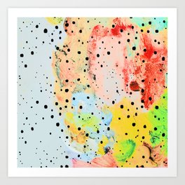 Feels #society6 #decor #buyart Art Print