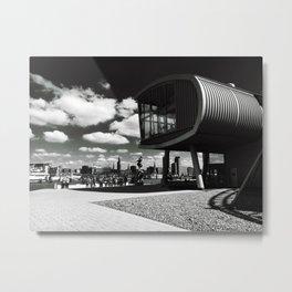 Theater im Hafen Metal Print