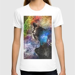 Interlacing Fabric of Light T-shirt