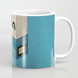 Pack of Blues Coffee Mug