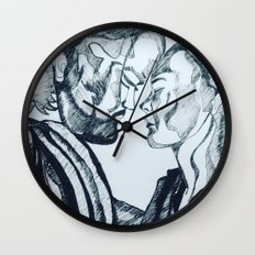 Client Wall Clock