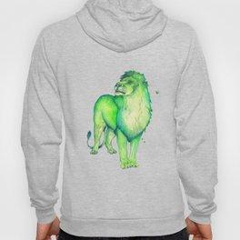 Green Lion Hoody