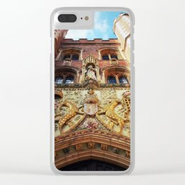 the Great Gate Clear iPhone Case