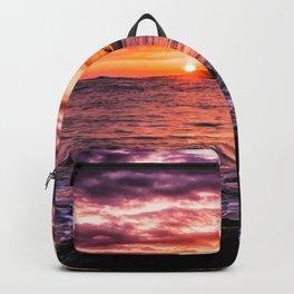 Hawaii Sunset 2016 Backpack