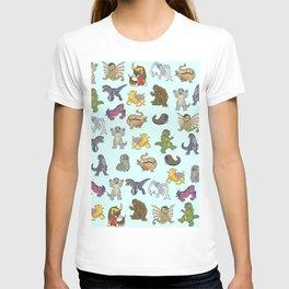 Kaiju Babies T-shirt