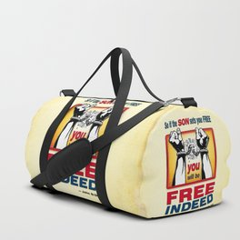 FREE INDEED! Duffle Bag