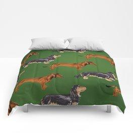 Dachshunds Comforters