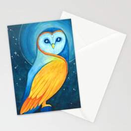 The Wise Stationery Cards