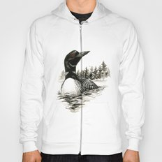 North Shore Loon Hoody