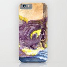 Cat Loaf iPhone Case