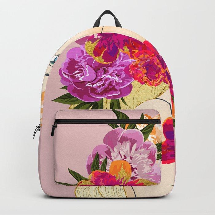 Nature's Child #society6 #decor #buyart Backpack