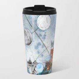 Exploration: Setting Sail Travel Mug