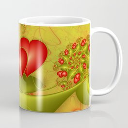Fractal Love Coffee Mug