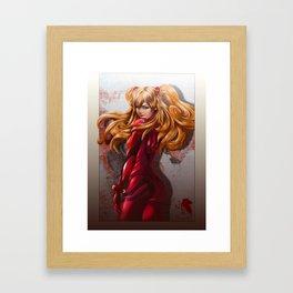 Asuka Langley Framed Art Print