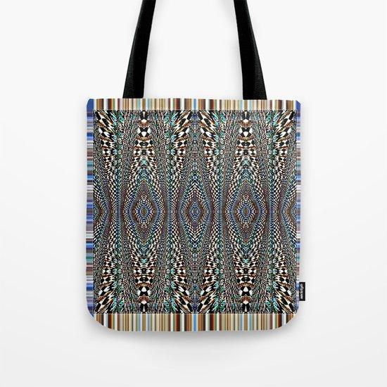 Garden of Illusion Tote Bag
