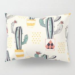 Cactus in a Pot Pillow Sham
