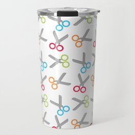 Bright Scissors Travel Mug