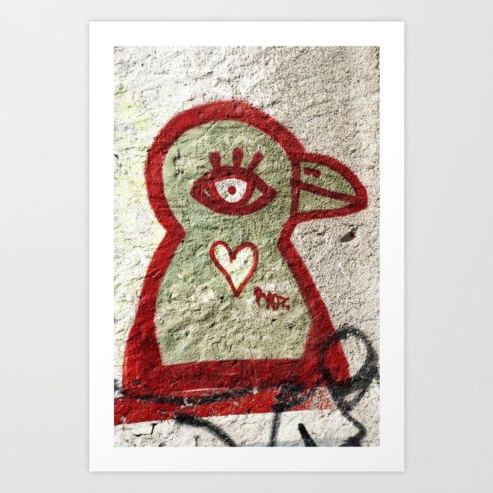 Pyoz Art Print