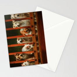 The Dogs of Linden Stationery Cards