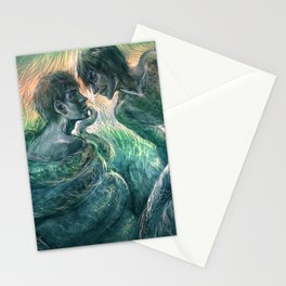 Consort of the Serpent King Stationery Cards