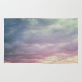 Pastel Clouds Rug