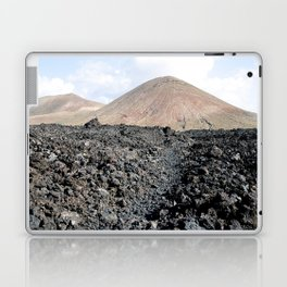 Volcano land Lanzarote Laptop & iPad Skin