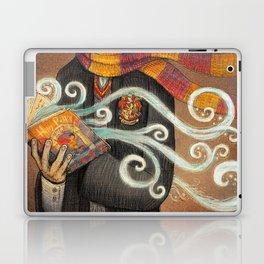Books magic Laptop & iPad Skin