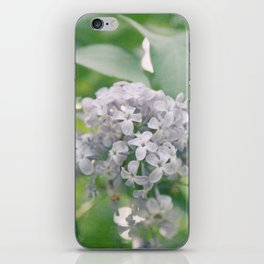 Lilacs iPhone Skin