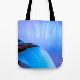 Blue Horseshoe Tote Bag