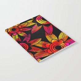 Big Floral 1 Notebook