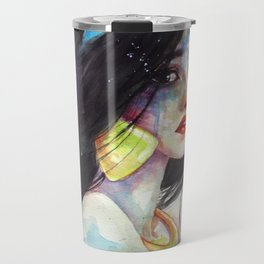 Princess Jasmine lost in Wonder Mist Travel Mug