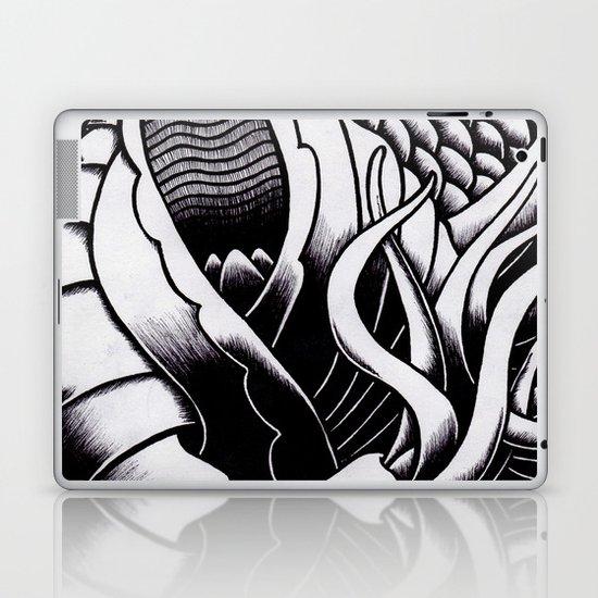 Embraced By Sleep Laptop & iPad Skin