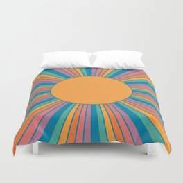 Sunshine State Duvet Cover