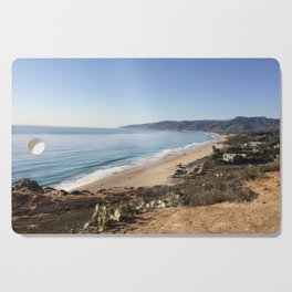 Malibu, California - Coastline Cutting Board