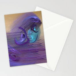 Wave on Fantasia / Beach Dreaming Stationery Cards